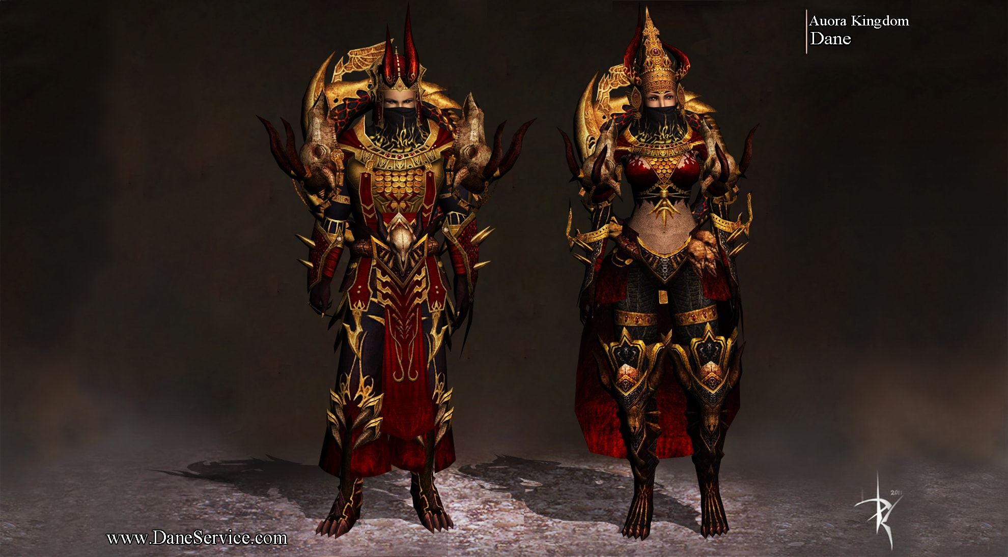 Read more about the article AuoraKingDom Costume
