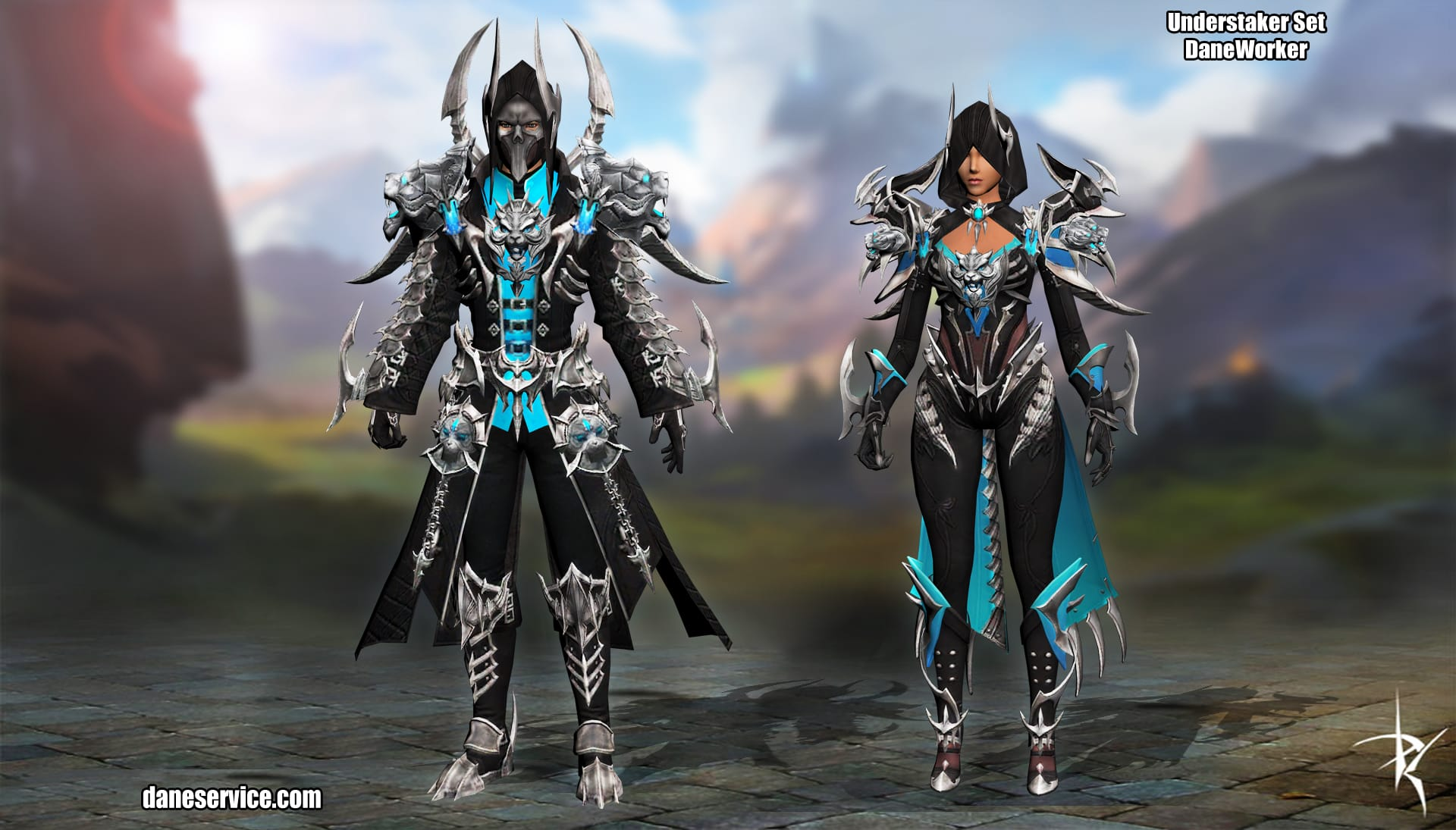 Read more about the article Undertaker Armor